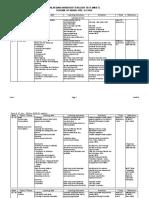 PreU1 Scheme of Work 2015
