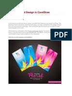 Business Card Design in CorelDraw.docx
