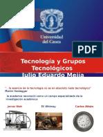 Tecnologia Julio Eduardo Mejia Manzano