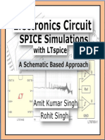 Electronics Circuit SPICE Simulations With LTspice - Amit Kumar Singh