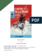 Lupo Solitario - N° 9 - L'Antro Della Paura (Ita Libro Game)