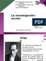Investigacion- Accion Ppt