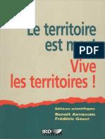 F GIRAUD _Le Territoire Est Mort _VIVE Les Territoires