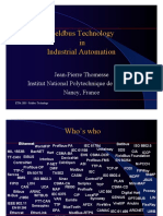 Fieldbus Technology Industrial Automation