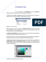 Tutorial/Trabalho Photoshop CS4