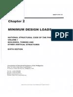 04_NSCP_Ch.2 - Minimum Design Loads