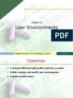 LPI 101 Ch11 User Environment