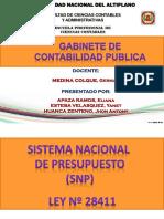Gabinete Publico Consolidado