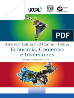 Economia, Comercio e Inversiones - Enrique Dussel