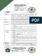 1.SOP Inventarisasi, Pengelolaan, Penyimpanan & Penggunaan Bahan Berbahaya