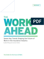 Seven Key Trends Shaping the Future of Work in the Insurance Industry