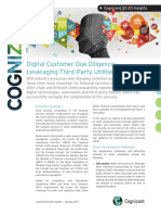Digital Customer Due Diligence