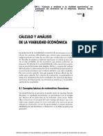 """04) Sapag, C. N. (2001). """" Cálculo y Análisis de La Viabilidad Económica"""" en Evaluación de Proyectos de Inversión en La Empresa. Buenos Aires Prentice Hall, Pp. 219-248"""