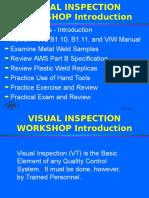 Aws Visual Inspection