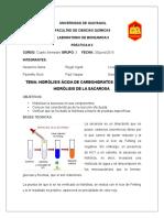 Informe3 Bioquimica 2