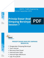 Traffic P7