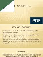 Stem and Leaves Plot