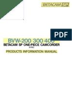 BVW 400 Broc