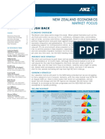 Anz Nz Currency Model