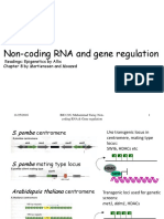 Non-coding+RNA+and+gene+regulation