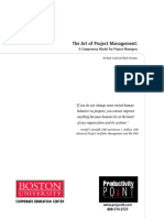 2_The Art of Project Management_ a Competency Model for Project Managers - Article, 2003