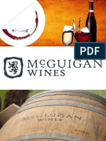 McGuigan Wines History, Vineyards and Awards