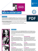 6Cs in Social Care Guide
