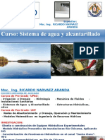 UPAO - SISTEMAS DE AGUA  Y ALCANTARILLADO