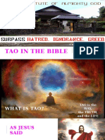 Tao in the Bible