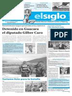 Edicion Impresa El Siglo 12-01-2017