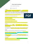 Ulnar Tunnel Syndrome (R)