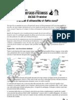 DCSS Training - Perchè il ginocchio è fatto così