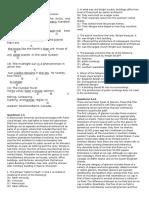 Soal Dan Pembahasan TOEFL