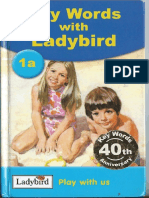 Key Words Play With Us by Ladybird