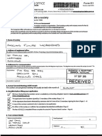 Auckland Future registration documents