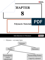 Chapter 8 Polymeric Material