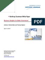 WhitePaper Business Analytics