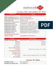 Income Tax Calculator FY 2014 15