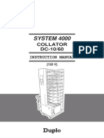 DC 10 60 Instruction (110V)