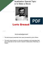 Loris Greaud | 10 Tips | Make Their Short Film