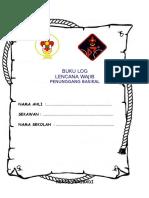Buku Log Lencana Wajib Edita