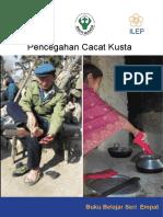 Buku Pencegahan Cacat Kusta