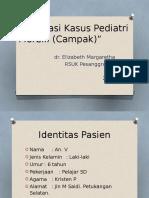Presentasi Kasus Pediatri - Morbili