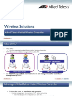 Allied Telesis Unified Wireless Controller