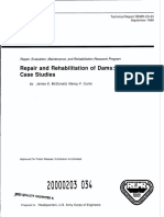 4 REMR CS 63 Repair and Rehabilitation of Dams Case Studies
