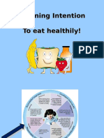 Monday 09.01.17 Healthy Eating Home Learning -Website