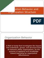 EA4411 5 Perilaku Organisasi Dan Struktur Organisasi