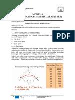 Modul Ajar Perencanaan Geometrik Jalan.doc