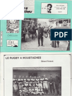 Mag Cartes Postales Et Collections - Jan 1985 - Rugby