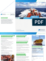 EMSA MAR ICE Information Service for Use in Marine Chemical Emergencies